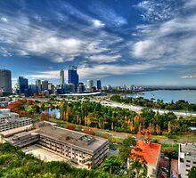 Perth City by Joe Asselin