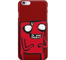 Meat the Boy iPhone Case/Skin