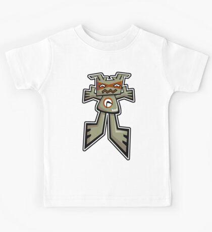 Robot Mascot Kids Tee