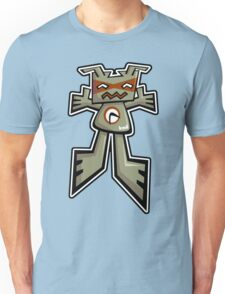 Robot Mascot Unisex T-Shirt