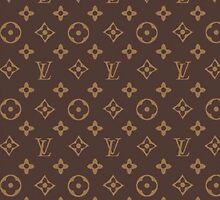 Louis Vuitton logo by FusionSupplyCo