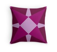 Beautiful Cushions/ Pattern Pink Shadows Throw Pillow