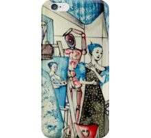 Great Dinosaurs Of The Renaissance iPhone Case/Skin
