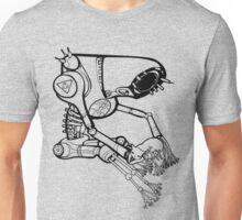 far future vector illustration version Unisex T-Shirt