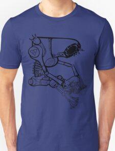 far future vector illustration version T-Shirt