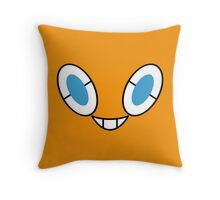 Spooky Sparks Throw Pillow