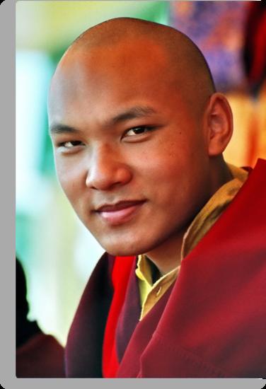 Ogyen Trinley Dorje. Sidphur, India 2004 by tim buckley | bodhiimages