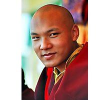 Ogyen Trinley Dorje. Sidphur, India 2004 Photographic Print