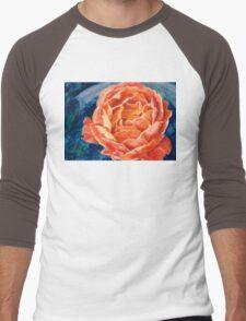 Passion Rose Men's Baseball ¾ T-Shirt