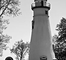 Marblehead Lighthouse  by Rachel Counts