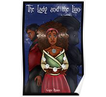 The Lady and the Lion Cover Poster