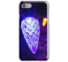 Shiny Christmas iPhone Case/Skin