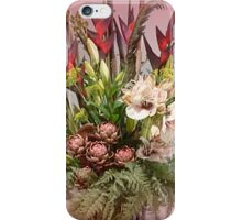*Beautiful Bouquet at Luncheon* iPhone Case/Skin