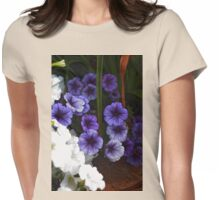 In the Garden - Set ( Calendar shots ) 5 Womens Fitted T-Shirt