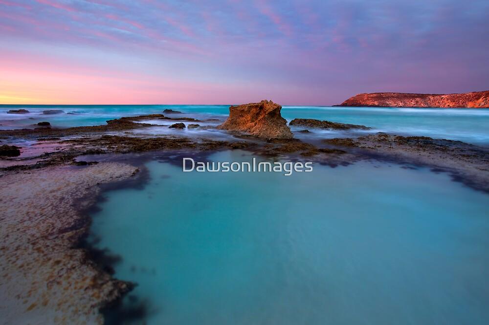 Tidepool Dawn by DawsonImages