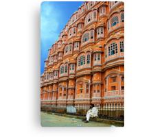 Hawa Mahal, Jaipur Canvas Print