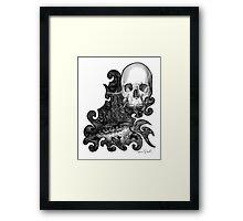 Watcher Framed Print
