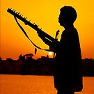 Folk Musician of Rajasthan by Mukesh Srivastava