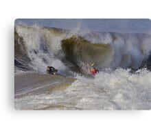 The Wedge- Newport Beach California Canvas Print
