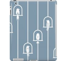 Chime in Blue Harmony iPad Case/Skin