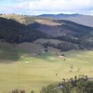Gunns Plains pano by gaylene