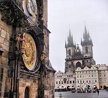 Staroměstské náměstí II by Eyal Geiger