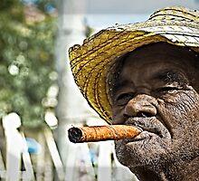 con tabaco by AbelErnesto