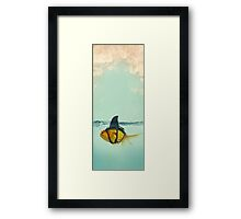 BRILLIANT DISGUISE -2 Framed Print