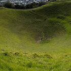 Dormant Volcano, Mt Eden by emmettm