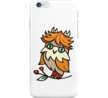 Lovely owlet iPhone Case/Skin