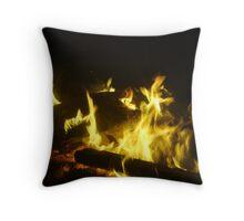 Menindee (Main Weir) Throw Pillow