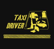 Taxi Driver (yellow) by natbern