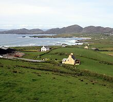Allihies village by John Quinn