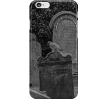 Inverness Cemetary iPhone Case/Skin