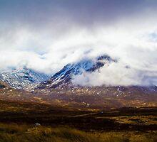The Scottish Highlands by Darryl Brewer