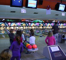 Ten Pin Bowling by mcampo