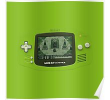 Gameboy Classic Poster