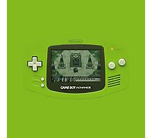 Gameboy Classic Photographic Print