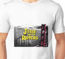 Jesse and the Rippers 90s Style Unisex T-Shirt