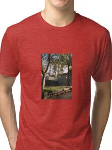 London Tower Tri-blend T-Shirt