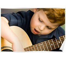 Guitar 101 Poster