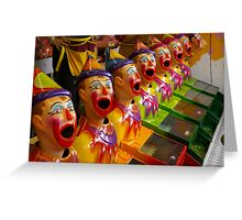 Clown Princes, aka The Brothers Grim Greeting Card