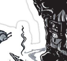 Vader's Dog Sticker