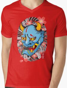 Hanya Demon Mask T-Shirt