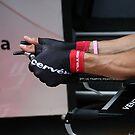 Testing the bike by Elena Martinello