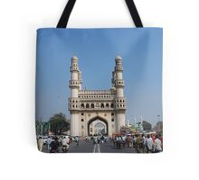 Charminar, Hyderabad, India Tote Bag