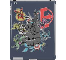 Eeveengers: Evolution of Aggtron iPad Case/Skin