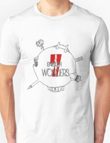 7 Wonders of England Unisex T-Shirt