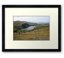 Healy Pass scene Framed Print