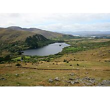 Healy Pass scene Photographic Print